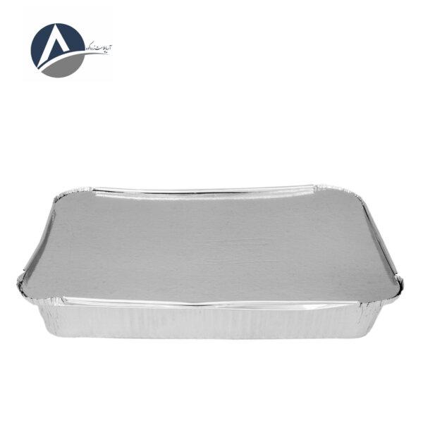 Aluminum Container Code 702 with Door (500 pcs)