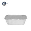 Avas Aluminum Stewed Container with Lid (500 pcs)