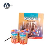 Nargester Rocket Fireworks (100 pairs)