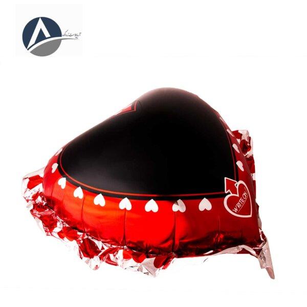 Heart Blackboard Balloon
